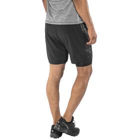 Craft Delta 2.0 2-In-1 Shorts Men Black